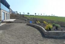 Coastal garden northumberland